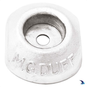 Anode - ZD56 Zinc bolt-on disc anode
